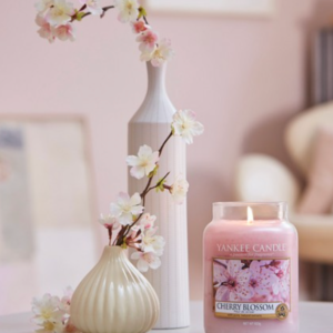Bougie Yankee Candle Cherry Blossom