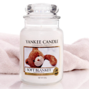 Bougie Yankee Candle soft blanket defaut